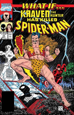 What If Kraven Hunter Killed Spider-Man? #1 (True Believers)