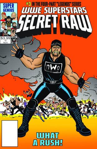 WWE Superstars #11
