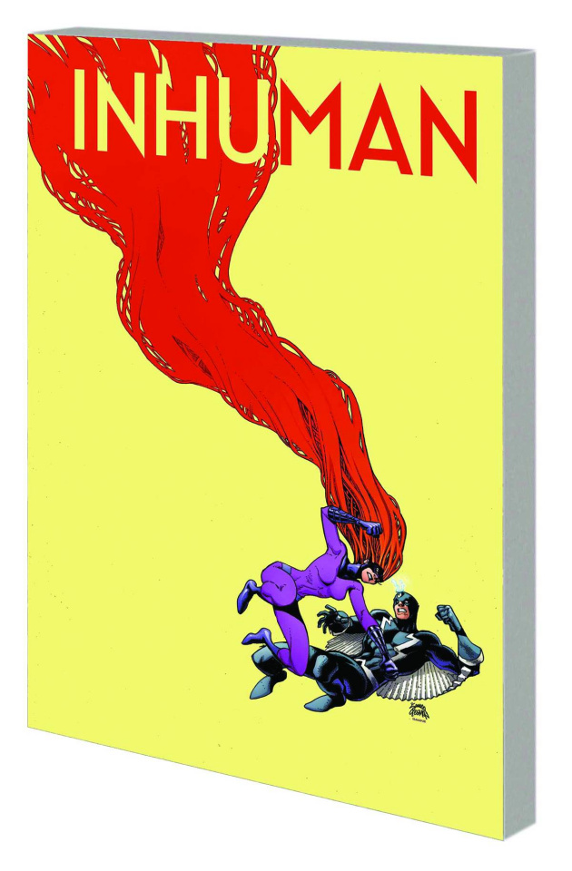 Inhuman Vol. 3: Lineage