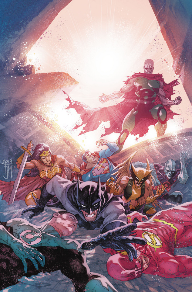Justice League Vol. 5: Justice Doom War