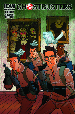 Ghostbusters #7