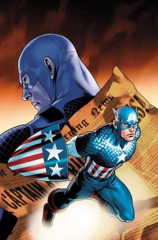 Captain America: Steve Rogers #2