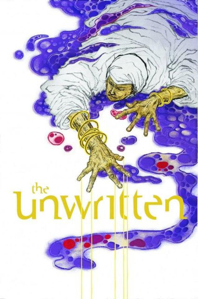 The Unwritten #38