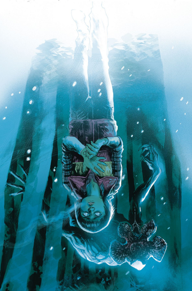 Stranger Things #1 (Albuquerque Cover)