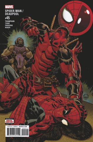 Spider-Man / Deadpool #45