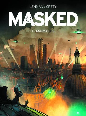 Masked Vol. 1: Anomalies