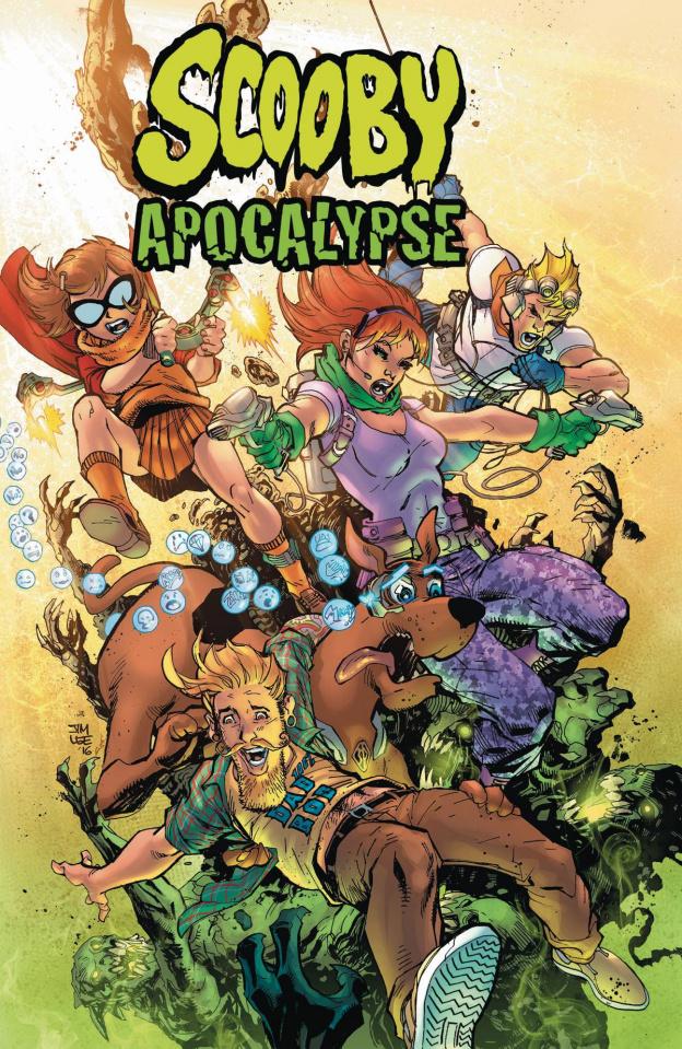 Scooby: Apocalypse #2