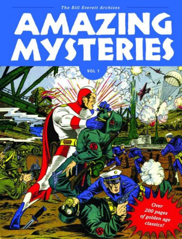 The Bill Everett Archives: Amazing Mysteries Vol. 1