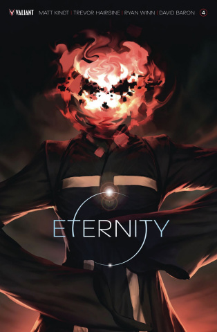 Eternity #4 (Djurdjevic Cover)