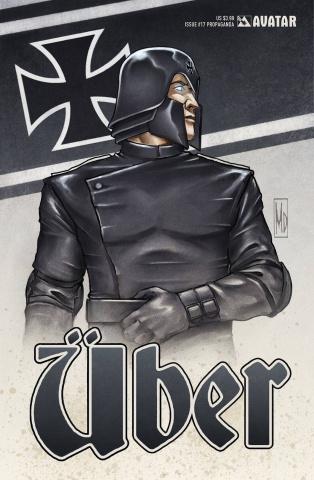 Über #17 (Propaganda Poster Cover)