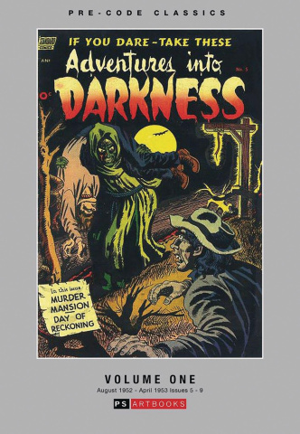 Adventures Into Darkness Vol. 1