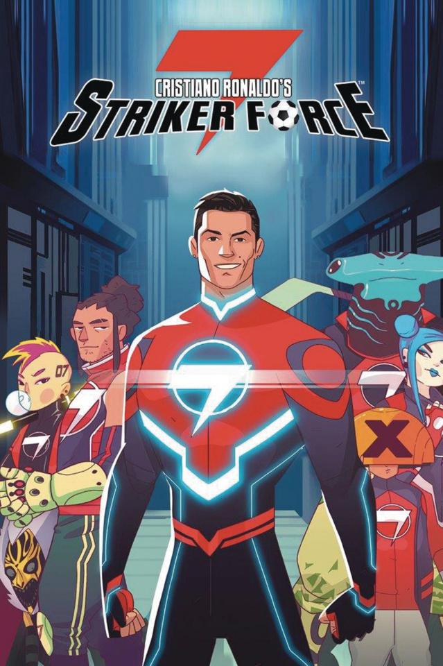 Striker Force 7 #1