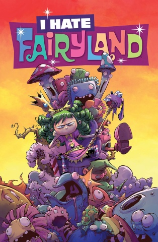 I Hate Fairyland #6 (Young Cover)