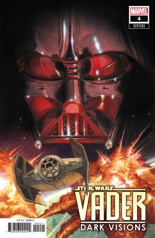 Star Wars: Vader - Dark Visions #4 (Federici Cover)