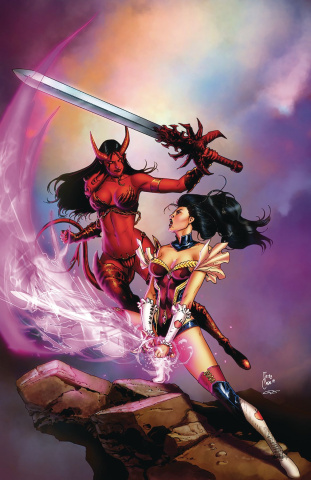 Grimm Fairy Tales #12 (Casas Cover)