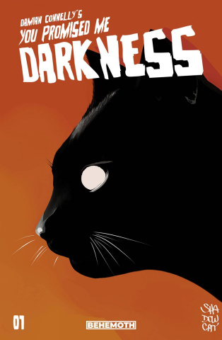You Promised Me Darkness #1 (5 Copy Nuria Cover)