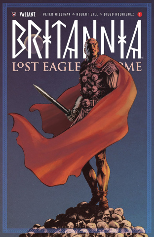 Britannia: Lost Eagles of Rome #1 (Thies Cover)