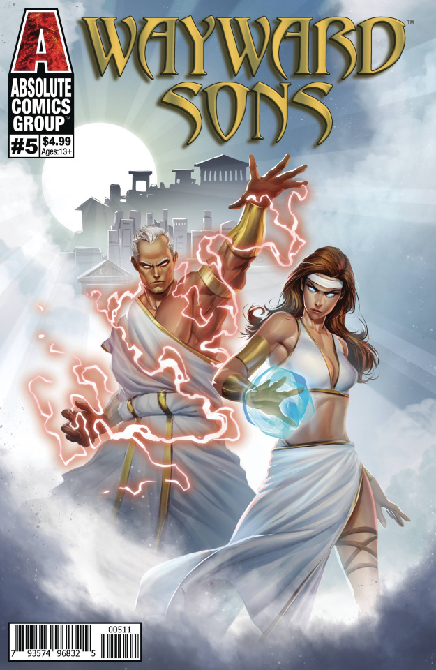 Wayward Sons #5 (Raynor Cover)