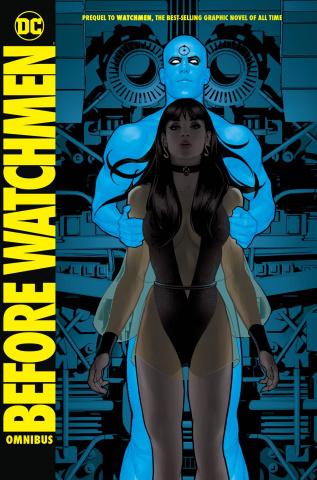 Before Watchmen (Omnibus)
