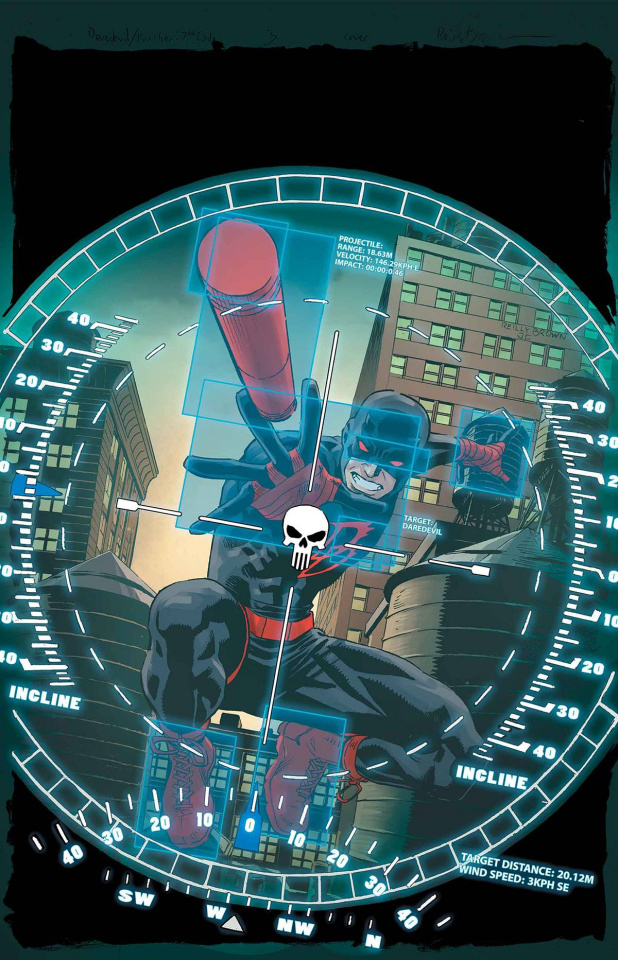 Daredevil / Punisher #3