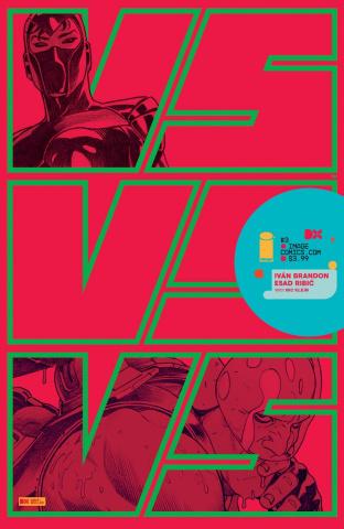 VS #3 (Ribic & Muller Cover)