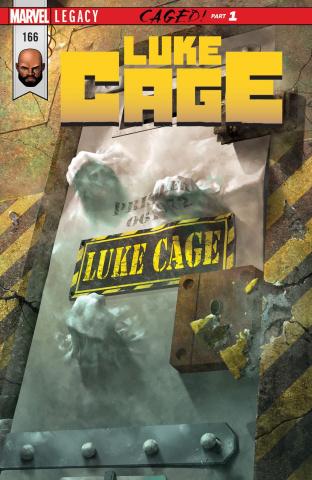 Luke Cage #166: Legacy