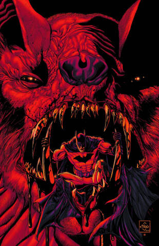 Batman: The Dark Knight #29