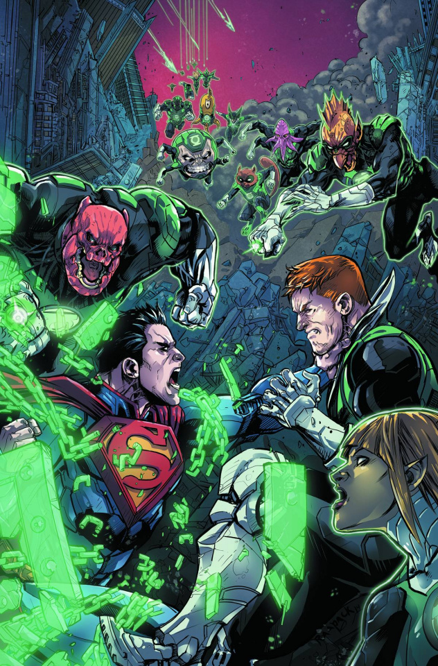 Injustice: Year Two #5