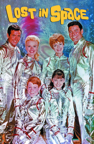Lost in Space #1 (Photo Cover)