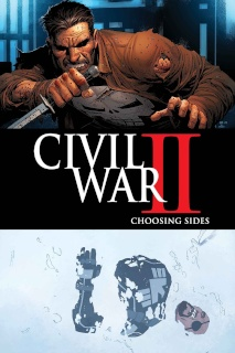 Civil War II: Choosing Sides #3