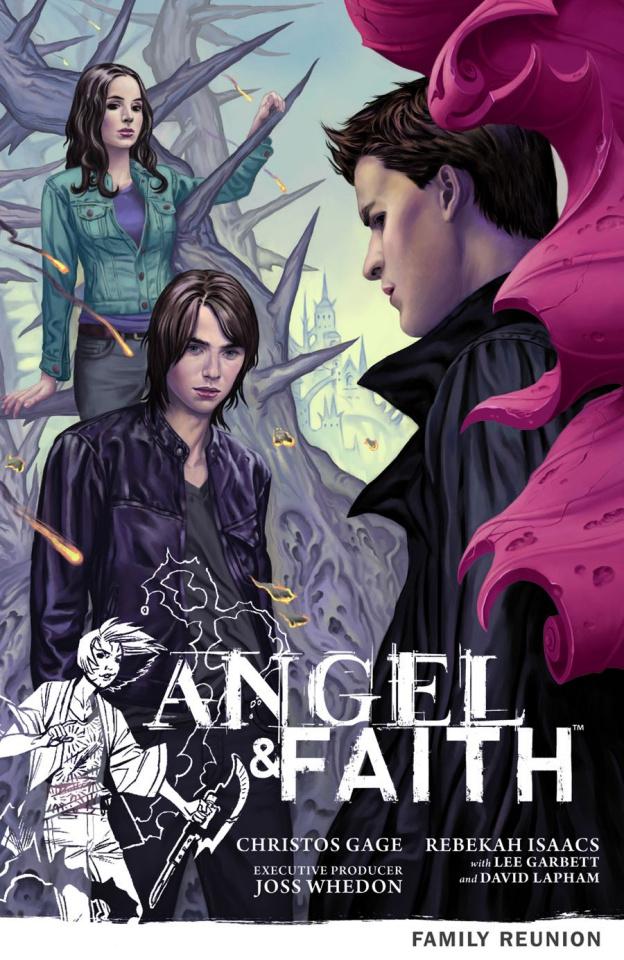 Angel & Faith Vol. 3: Family Reunion