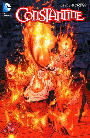 Constantine Vol. 3: The Voice in the Fire