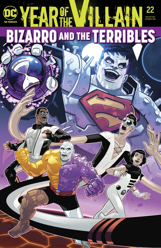 The Terrifics #22 (Year of the Villains)