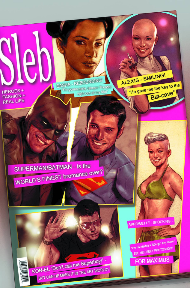 Multiversity: The Just #1