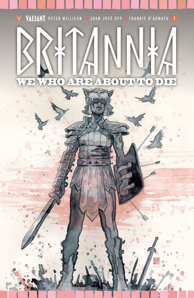 Britannia: We Who Are About to Die #1 (Mack Cover)