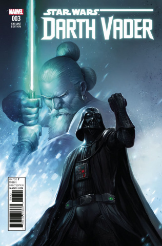 Star Wars: Darth Vader #3 (Giuseppe Camuncoli Cover)