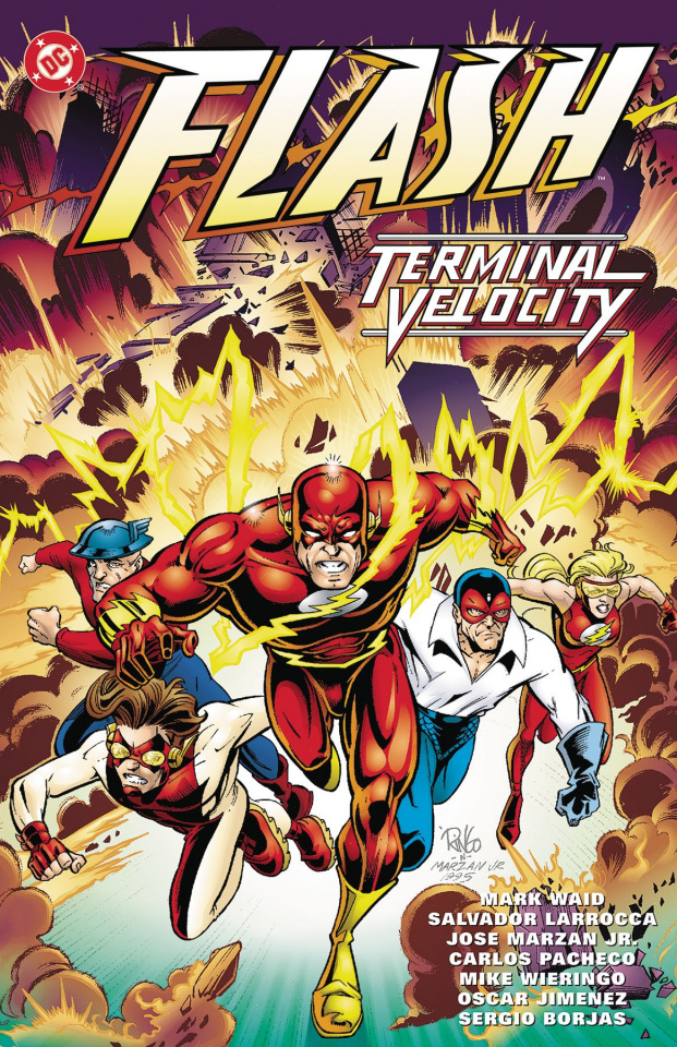 The Flash by Mark Waid Book 4