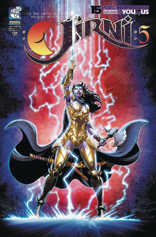 Jirni #5 (Marion Cover)