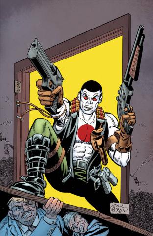 Bloodshot #25 (25 Copy Perlin Cover)