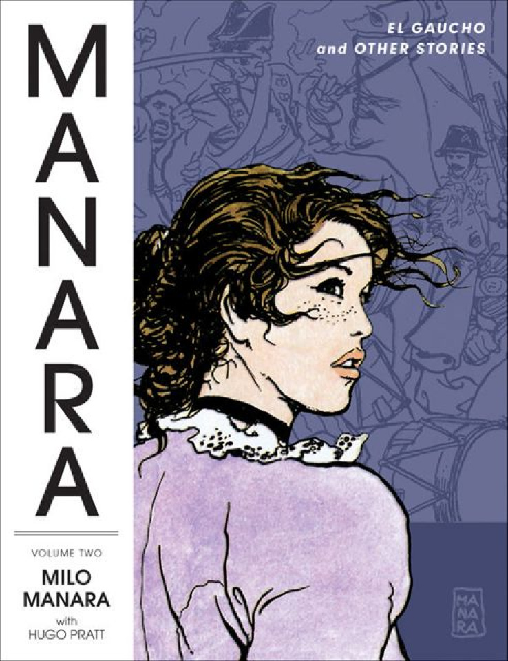 The Manara Library Vol. 2