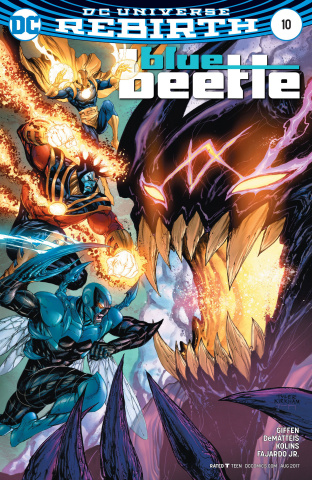 Blue Beetle #10 (Variant Cover)