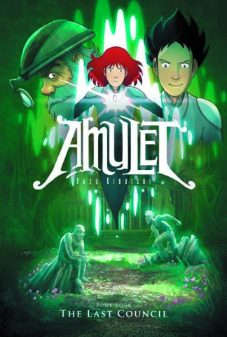 Amulet Vol. 4: The Last Council