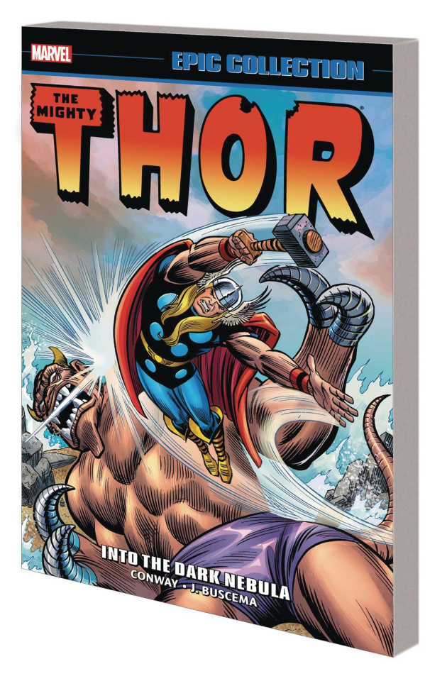 Thor: Into the Dark Nebula (Epic Collection)