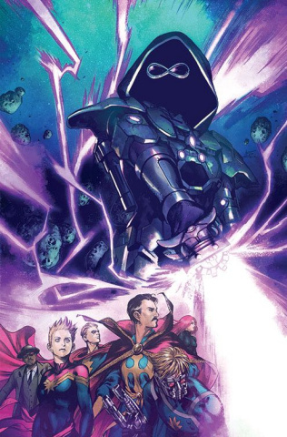 Infinity Wars #1 (Shirahama Cover)