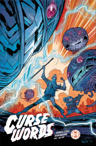 Curse Words #8 (Harren Cover)