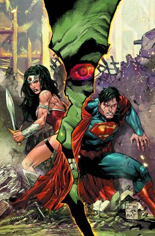 Superman / Wonder Woman #3