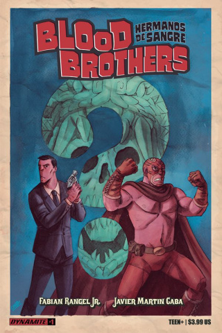Blood Brothers #1 (Caba Cover)