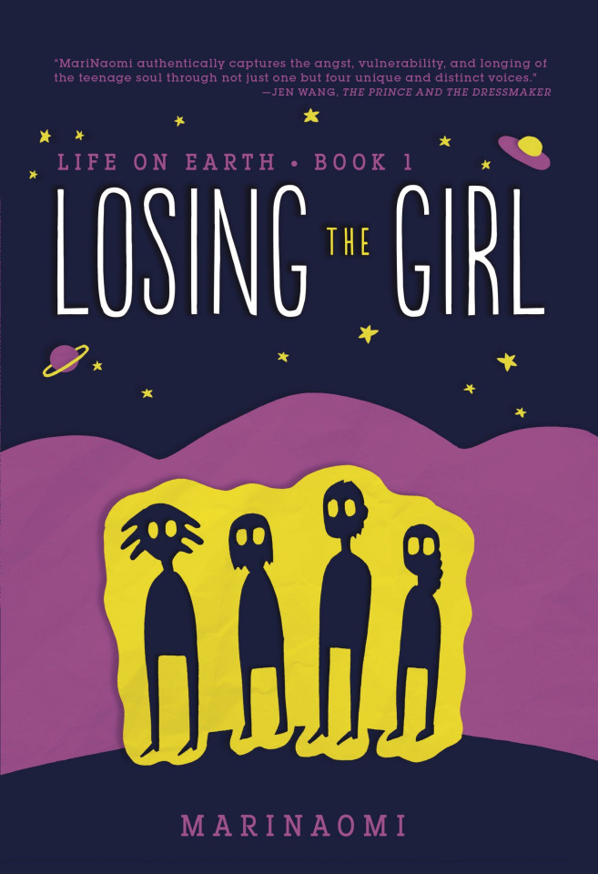 Life on Earth Book 1: Losing the Girl