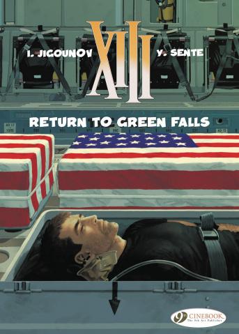 XIII Vol. 21: Return To Green Falls