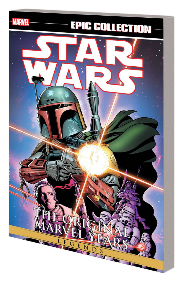 Star Wars Legends: The Original Marvel Years Vol. 4 (Epic Collection)